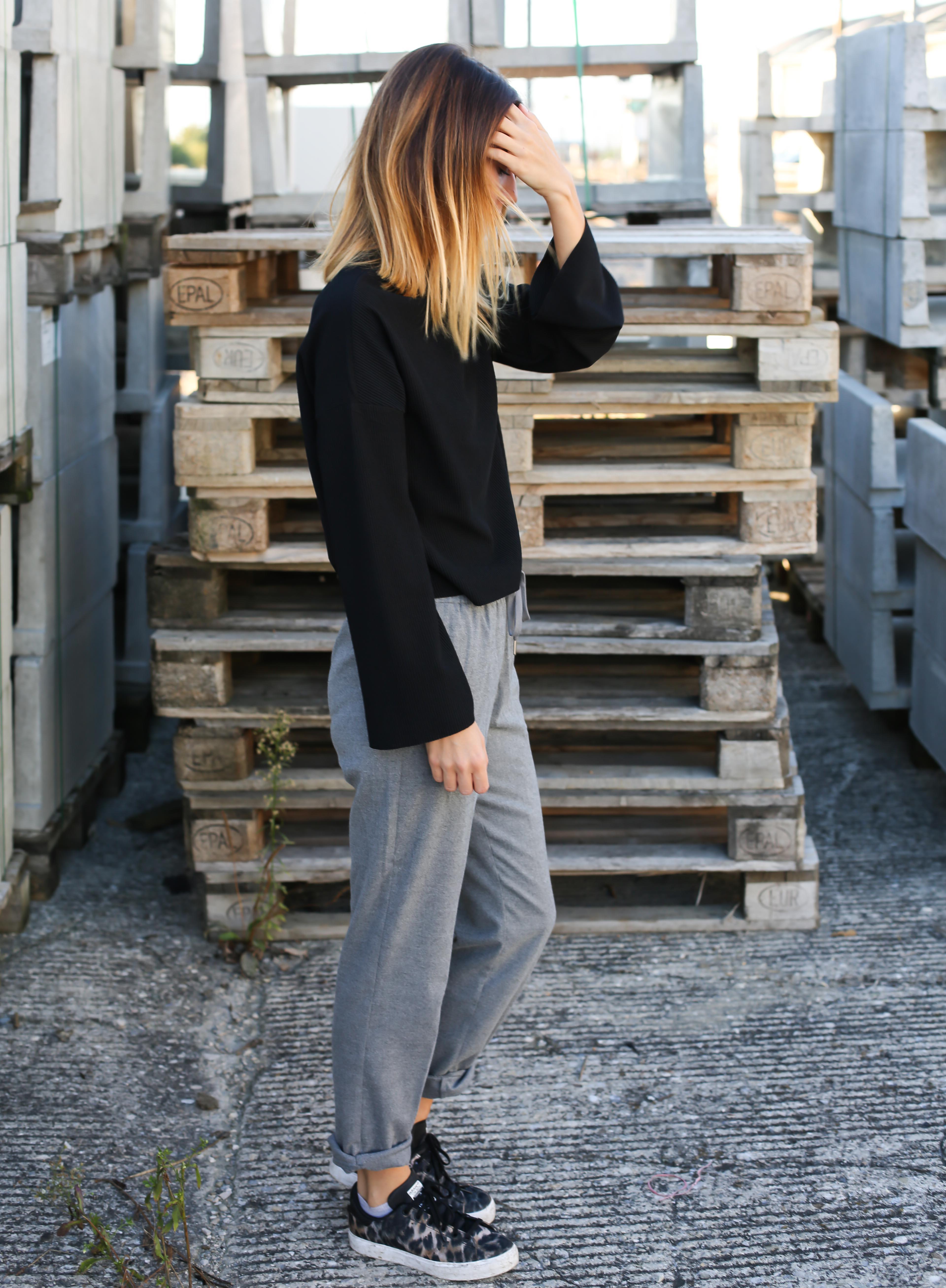 blog-mode-pantalon-gris-pull-noir-chaussures-leopard2
