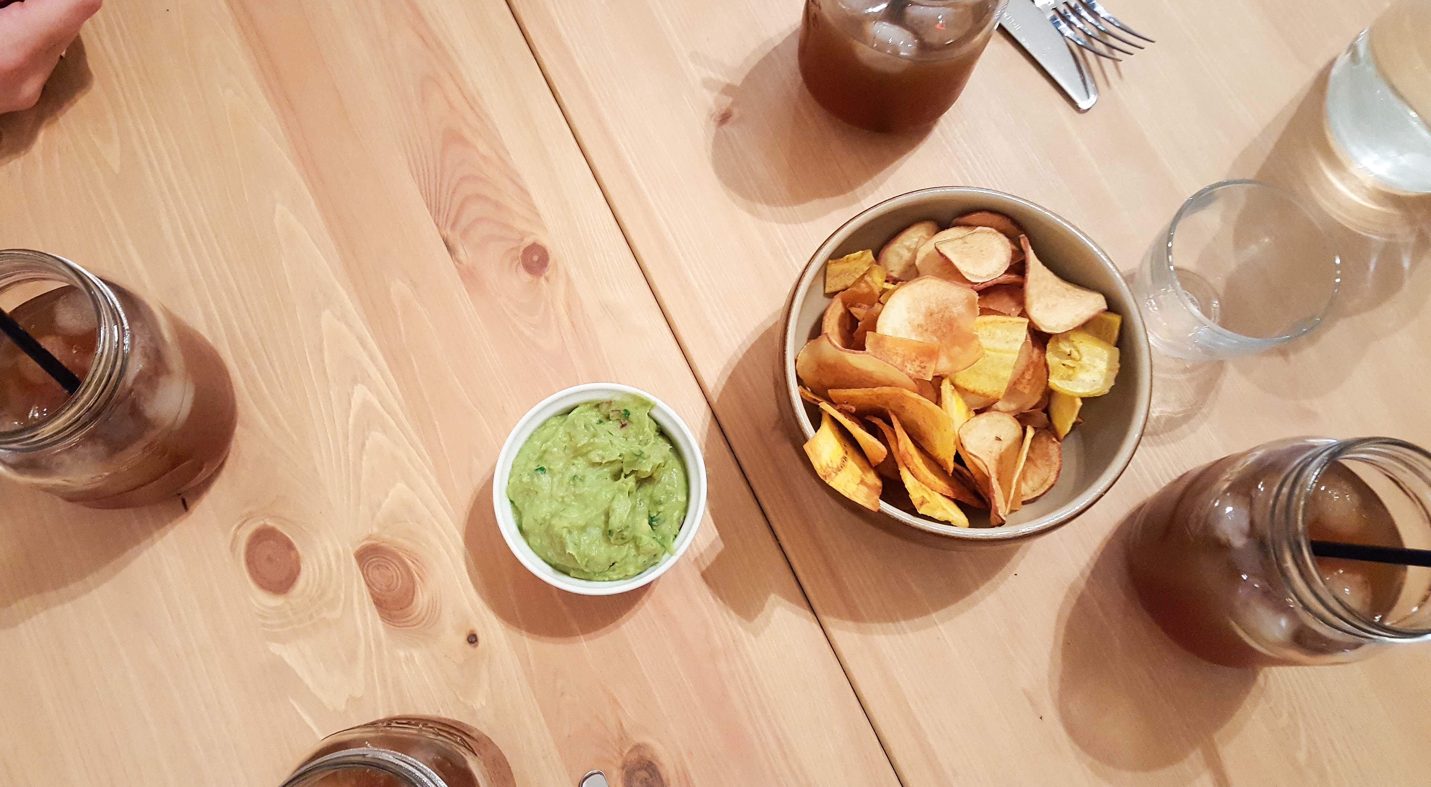 Bululu Arepera chips