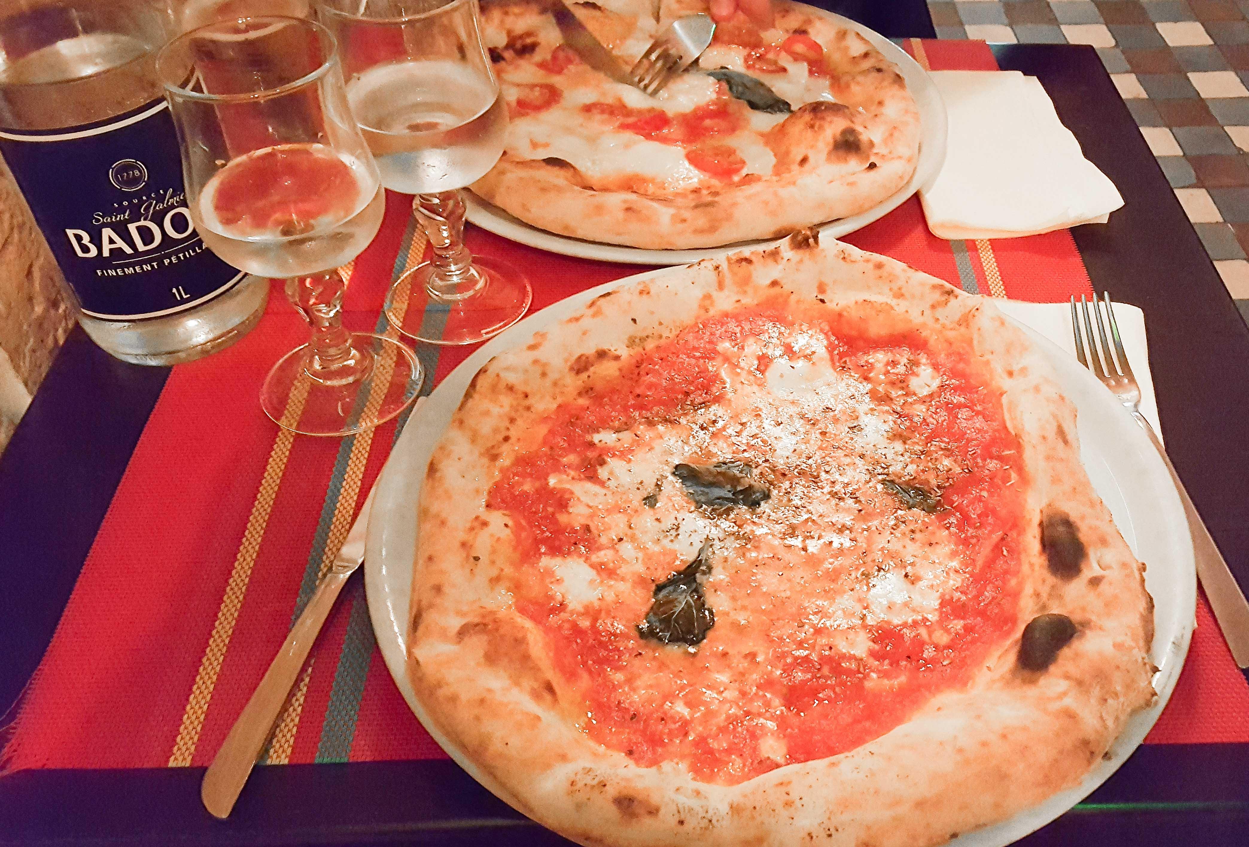 O'scia pizza