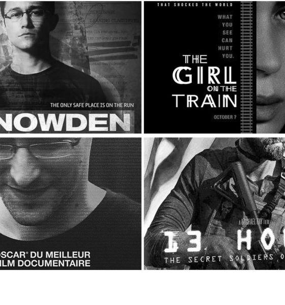 Les films à voir ce mois