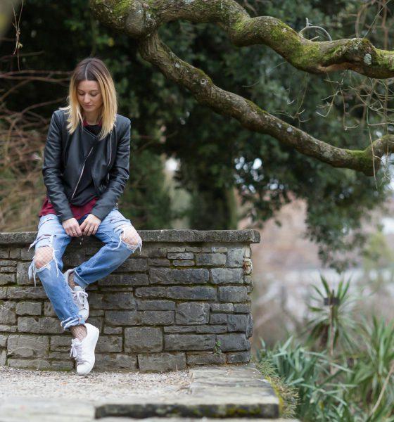 Jeans & collants résille
