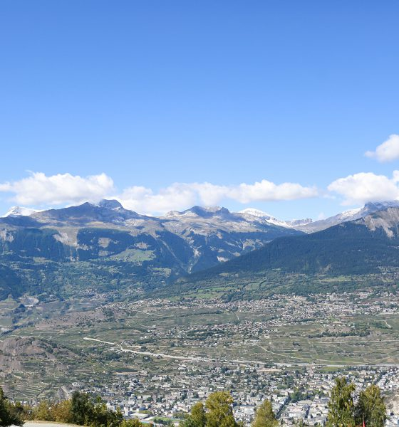 Un petit tour au Valais
