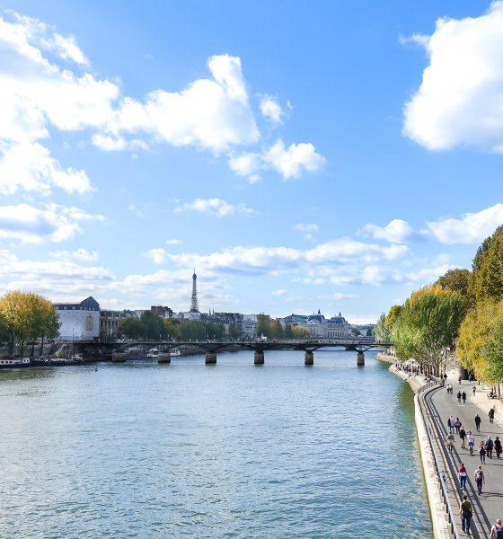 Comme un été à Paris