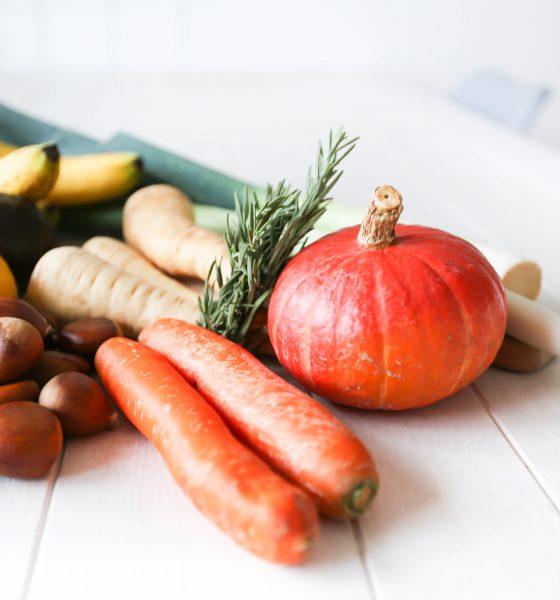 Fruits & légumes du mois de décembre