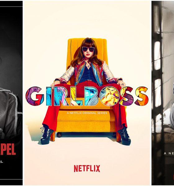 Mes dernières séries sur Netflix #3