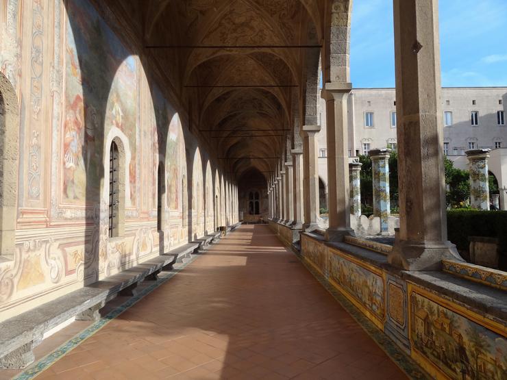 Naples_Chiostro1
