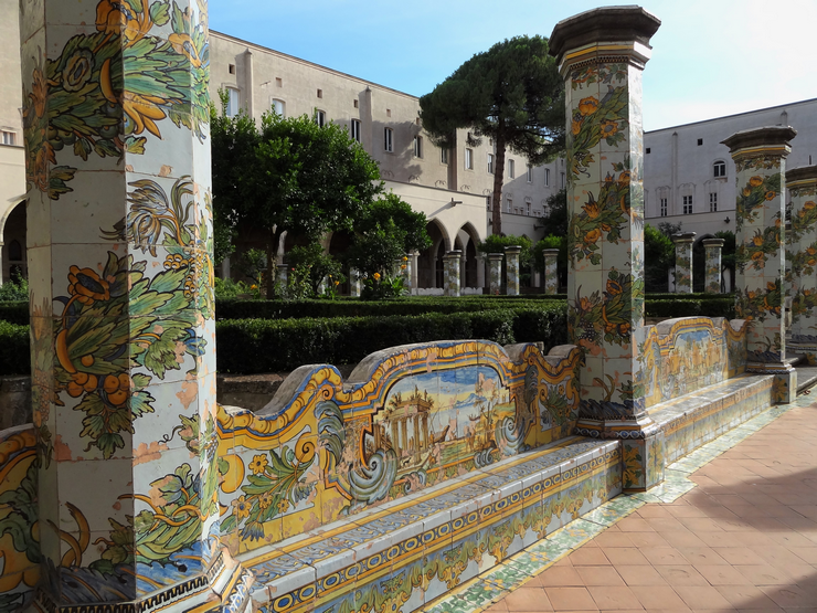 Naples_Chiostro2