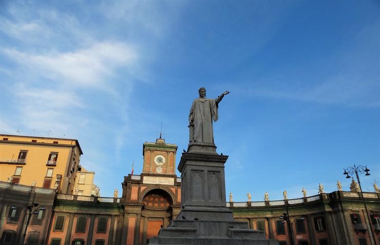 Naples_Dante