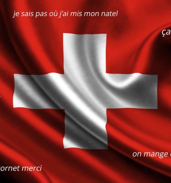 Les expressions suisses