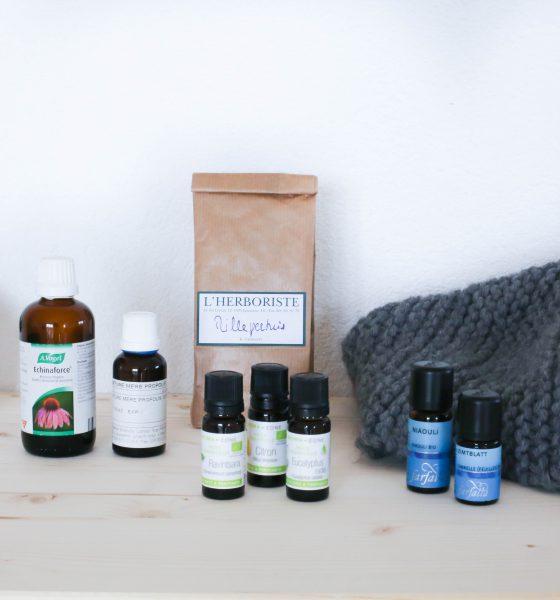 Prévenir les maux de l'hiver de façon naturelle
