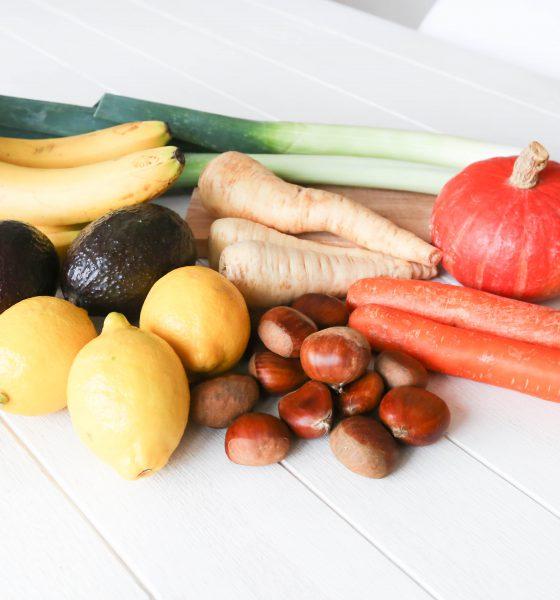 Les bienfaits de manger local et de saison<br> Fruits &#038; légumes du mois de novembre