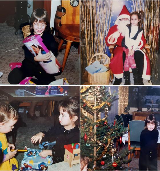 Les jolis souvenirs de Noël