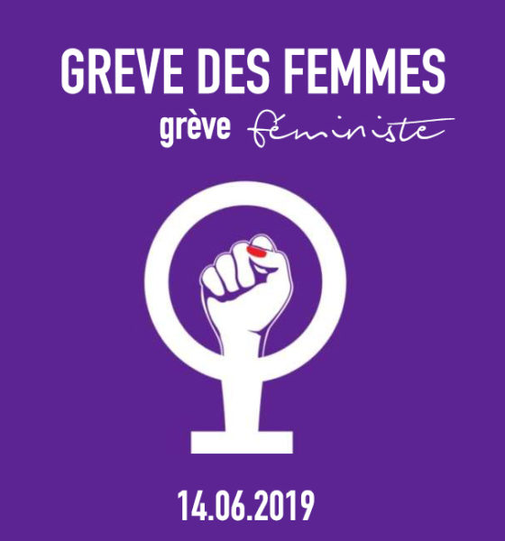 14 juin 2019 | La grève des femmes en Suisse