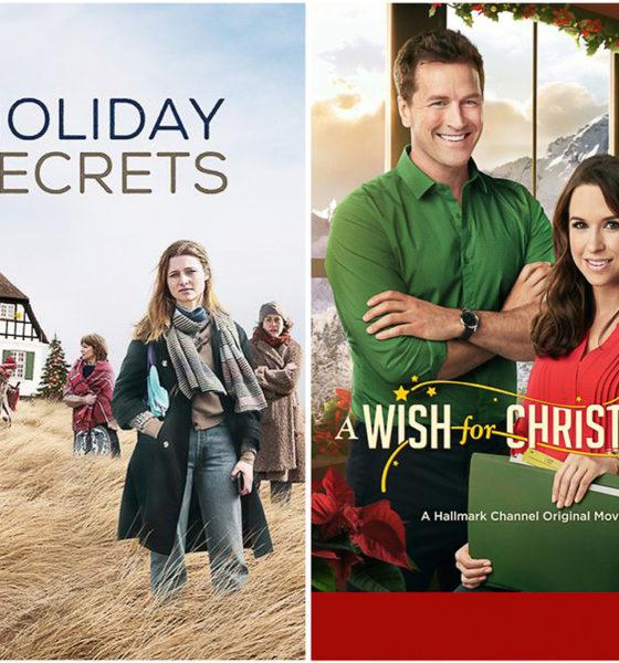 Série & films de Noël sur Netflix