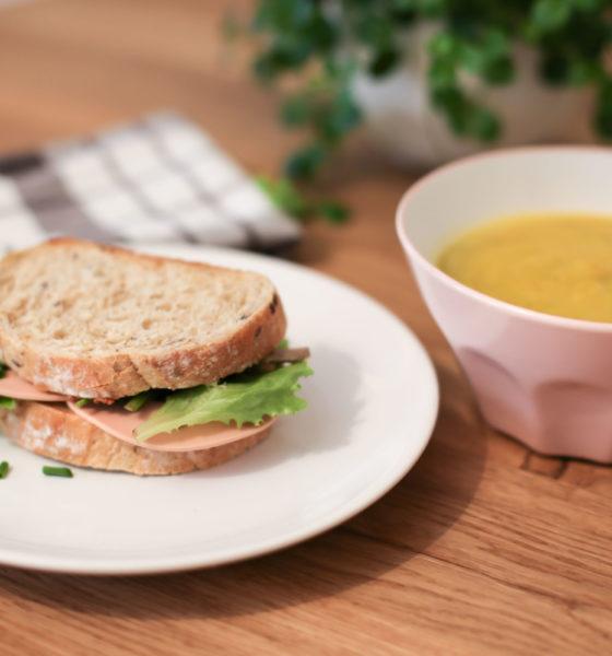 Sandwich végétarien facile & bon